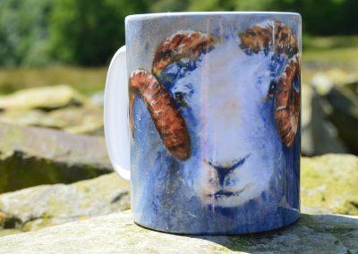First Snow Ceramic Mug