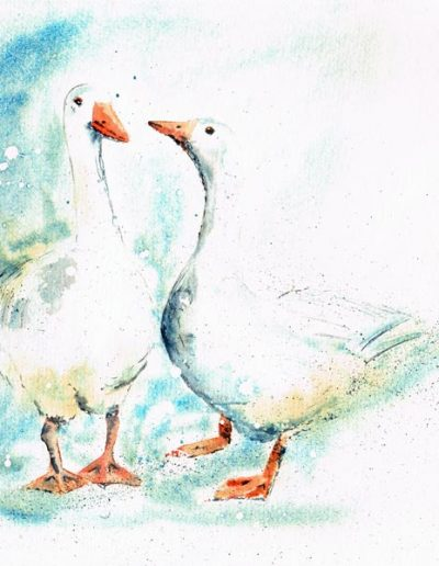 Undercrag Geese